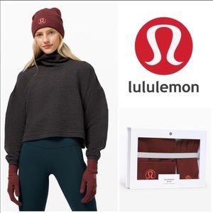 Lululemon Warm Revelation Box Set - M/L